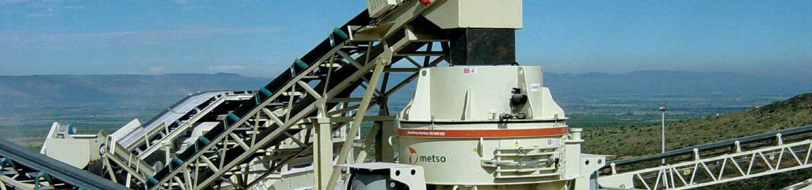 Metso Spares and Wears: Frantoparts is Official distributor for Italy