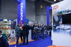 Frantoparts Partecipation fair Samoter